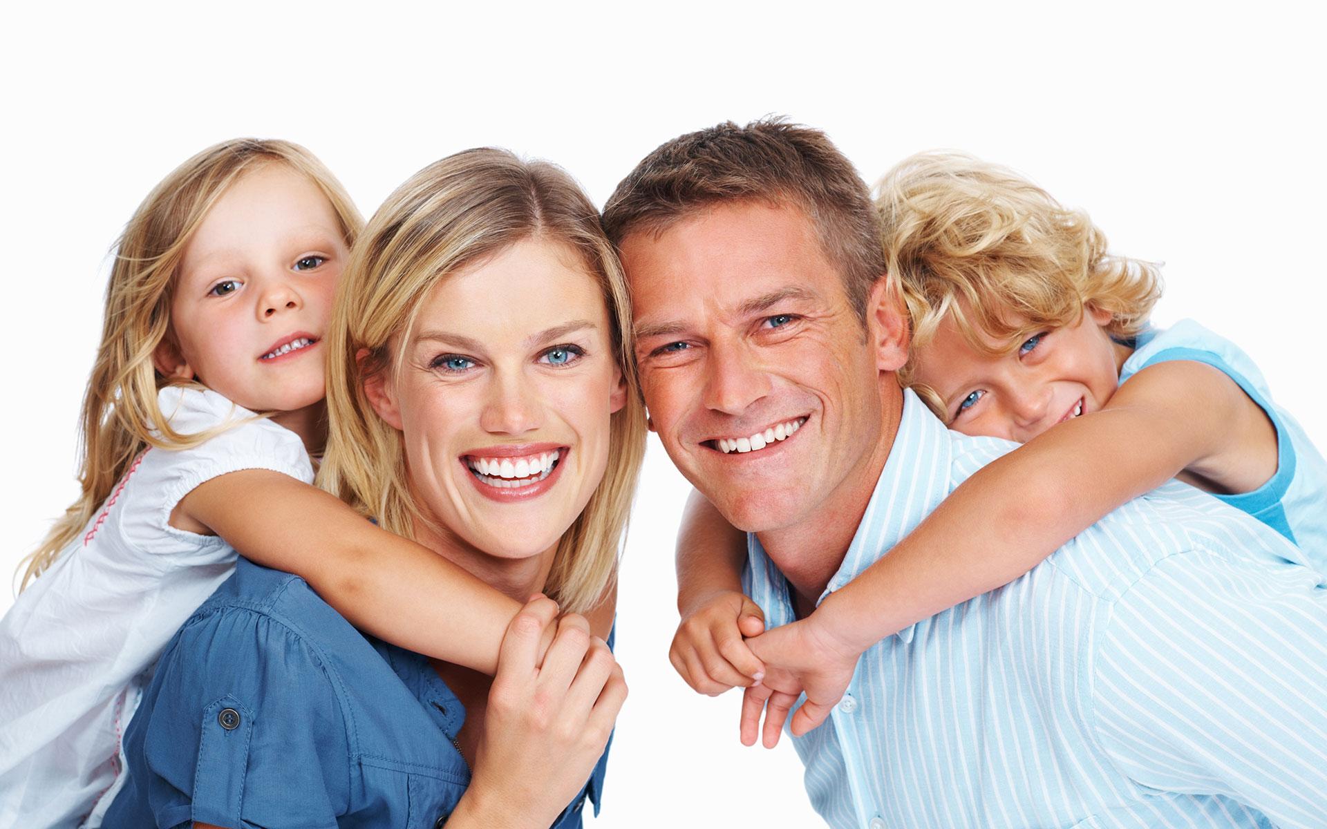 Für eine zahngesunde Familie